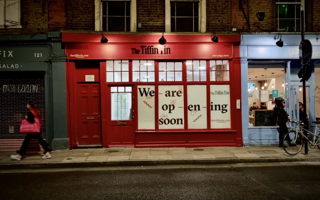 We are coming to Stoke Newington Church St.